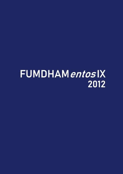 FUMDHAMENTOS IX – 2012